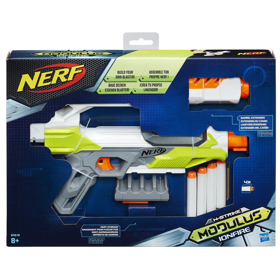 nerf modulus ionfire brand new for 2016 ebay. Black Bedroom Furniture Sets. Home Design Ideas