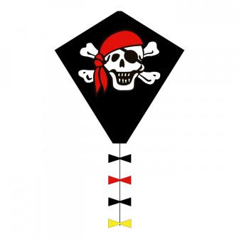 Eddy Jolly Roger Kite 50 cm