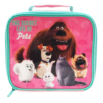 Secret Life Of Pets 2 Rectangular Lunch Bag