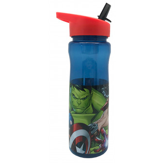 Marvel Avengers 600ml PP Sports Bottle