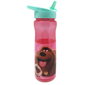 Secret Life Of Pets 2 600ml PP Sports Bottle