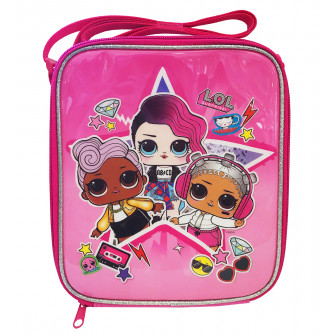 LOL Born To Rock Lunch Bag