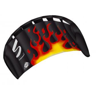 HQ Symphony Beach III 1.3 Flame Sport Kite