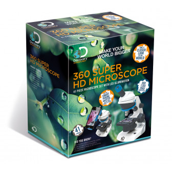 Discovery 360⁰ HD Microscope