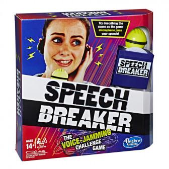 Speech Breaker Game