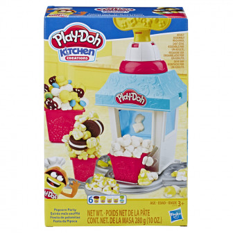Play-Doh Kitchen Creations Popcorn Party