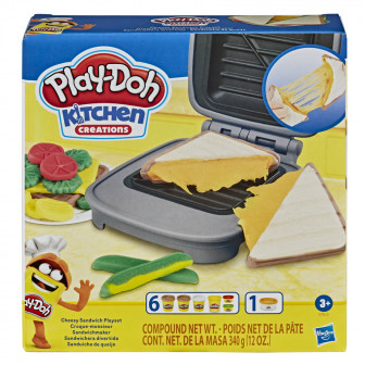 Play-Doh Grilled Cheese Sandwich Playset