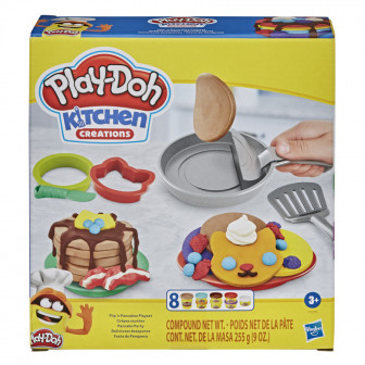 Play-Doh Kitchen Creations Flip 'n Pancakes