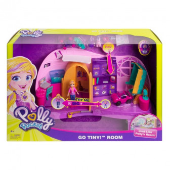 Polly Pocket Pollys Go Tiny Room