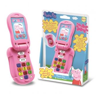 Peppa Pig's Flip & Learn Phone