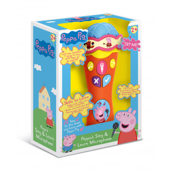 Peppa Pig's Singalong & Learn Microphone