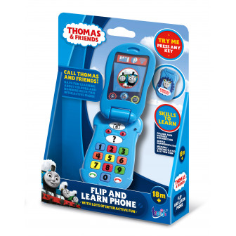 Thomas & Friends Flip & Learn Phone