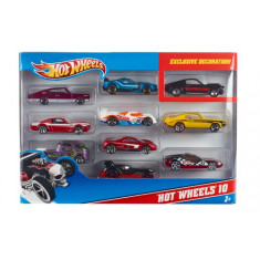 Hot Wheels Basic Car 10 Pack