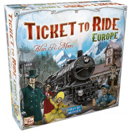 Ticket to Ride Product Image