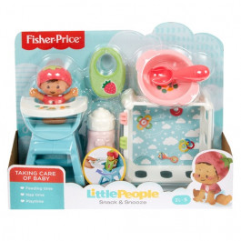 Fisher Price Little People Babies Deluxe Playsets Product Image