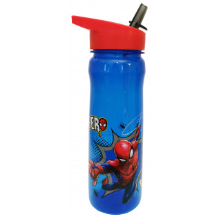 Spider Man Hero 600ml PP Sports Bottle