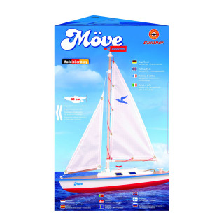 Move Sailing Boat
