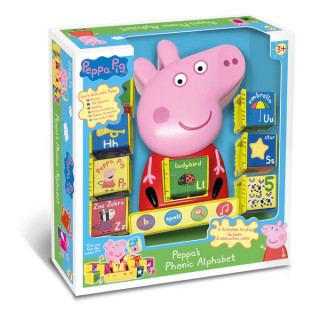 Peppa Pig Phonic Alphabet
