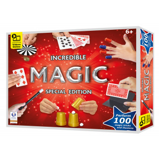 Incredible Magic Special Edition 100 Tricks