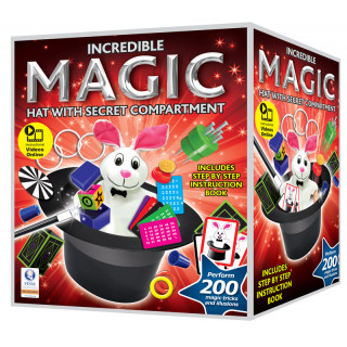Magic Hat 200 Tricks