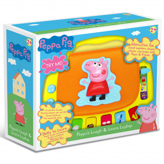 Peppa Pig's Laugh & Learn Laptop