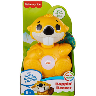 Fisher-Price Linkimals Boppin Beaver