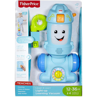 Fisher-Price Light-up Learning Vacuum
