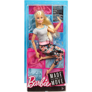 Barbie Made to Move