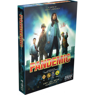 Pandemic Board Game Z-Man Games