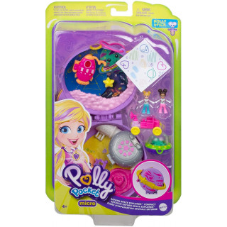 Polly Pocket World Polly & Shani Saturn Space