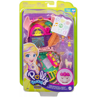 Polly Pocket World Polly & Lila Llama Concert