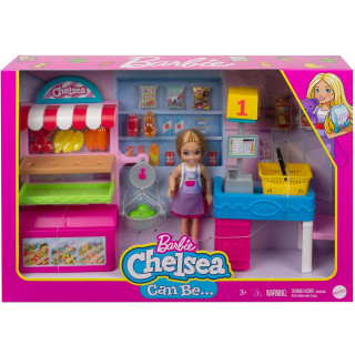 Barbie Chelsea Supermarket