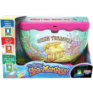 Ocean Treasure tank with light