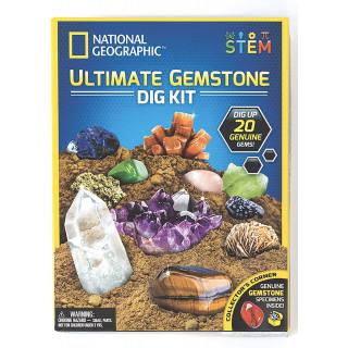 Ultimate Gemstone Dig Kit