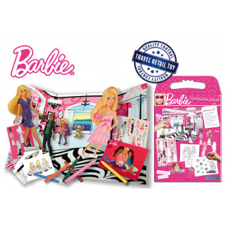 Barbie Fab Life Magic Stickers Activity Set