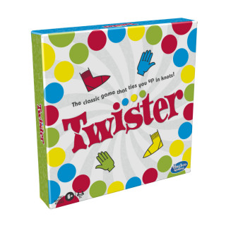 Twister The Classic Game With 2 More Moves