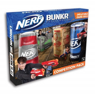 Nerf Bunkr Take Cover Competition Pack