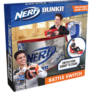 Nerf Bunker Battle Switch Gaming Chair & Footrest Set