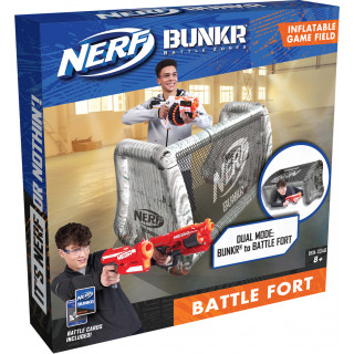 Nerf Bunkr Battle Fort