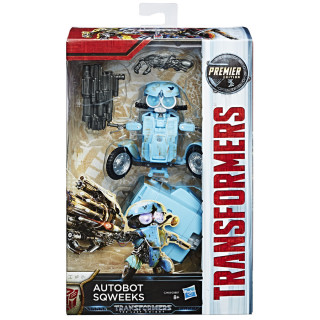 Transformers: The Last Knight Premier Edition Deluxe Asst
