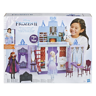 Frozen II Fold and Go Arendelle Castle