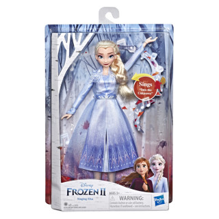 Disney Frozen II Singing Elsa