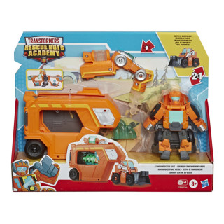 Playskool Heroes Transformers Rescue Bots Academy Command Center Figures