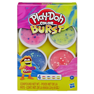 Play-Doh Color Burst Ast
