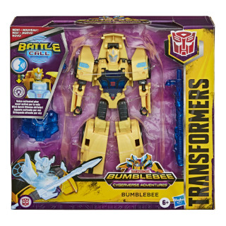 Transformers Bumblebee Cyberverse Adventures Trooper Class Action Figure