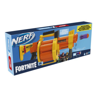 Nerf Fortnite GL Rocket Firing Blaster