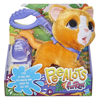 furReal Peealots Big Wags Kitty Interactive Pet Toy