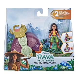 Disney Raya and the Last Dragon Raya and Tuk Tuk