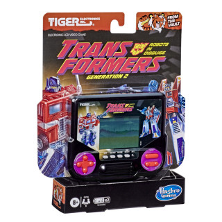 Tiger Electronics Transformers Robots in Disguise Electronic LCD Video Game