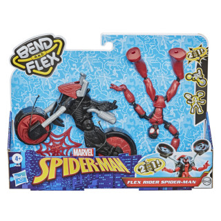 Bend and Flex, Flex Rider Spider-Man